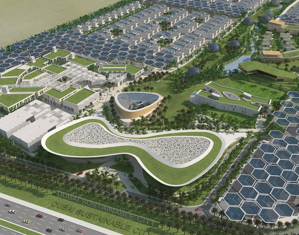 Comunidade Sustent 225 Vel Em Dubai Sustentarqui