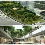 Centro comercial em Barcelona terá uma imensa cobertura verde