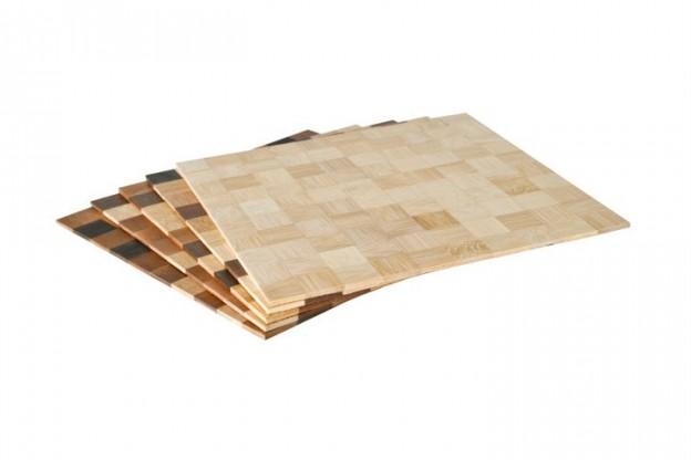 Placa de Bambu