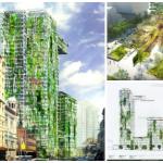 Projeto de Patrick Blanc na Austrália será o Maior Jardim Vertical do mundo.