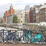Amsterdam a Cidade das Bicicletas
