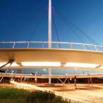Ponte Exclusiva para Bicicletas na Holanda
