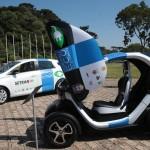 Curitiba inicia programa de mobilidade sustentável, o projeto Curitiba Ecoelétrico.