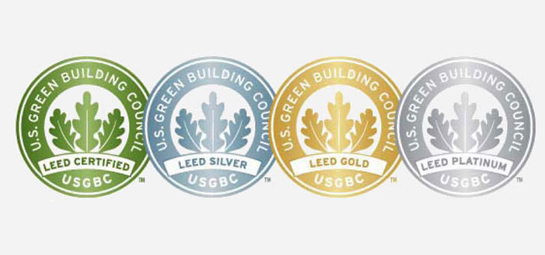 Selos para Construção Sustentável - LEED