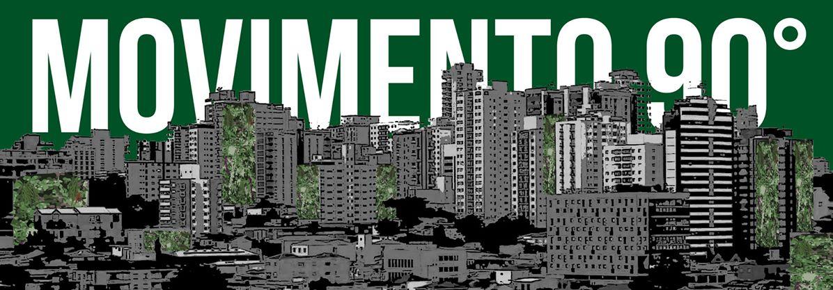 jardim vertical absolut:Movimento 90° – O verde subindo pelas paredes das cidades
