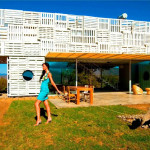 Casa Manifesto – Contêineres + Materiais reciclados