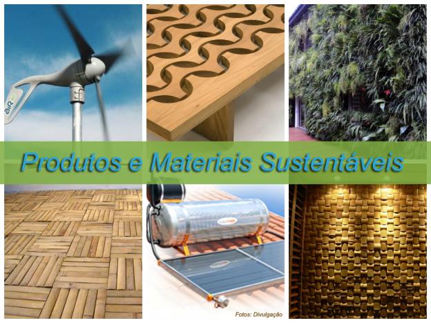 materiais sustentaveis