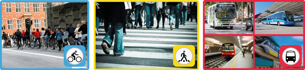 campanha de mobilidade sustentável