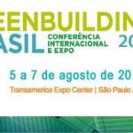 Futuro das construções sustentáveis no Brasil será discutido durante evento em São Paulo/SP