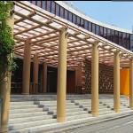 Shigeru Ban usa papelão no projeto do pavilhão da Copa em Tóquio