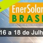 Feira de energia solar – EnerSolar + Brasil