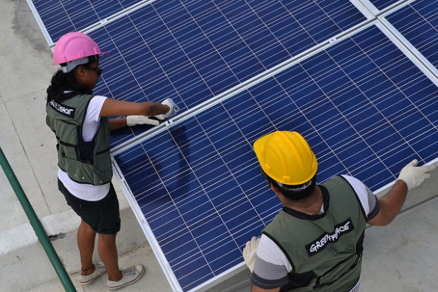 sistema fotovoltaico conectado a rede