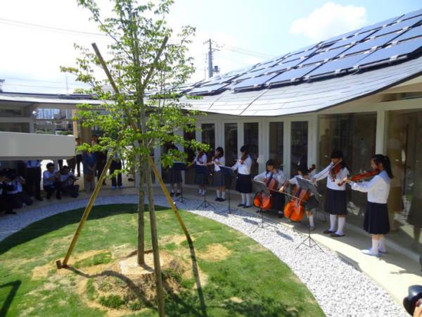 Novo projeto sustentável de Shigeru Ban
