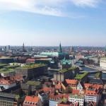 Telhados verdes em Copenhague são obrigatórios desde 2010