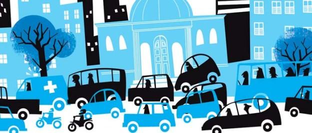 crise da Mobilidade urbana