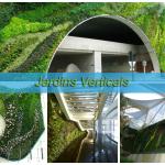 Jardins Verticais: Vantagens e Aplicações