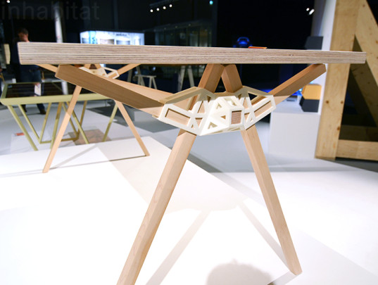 peças de ecodesign Minale Maeda's
