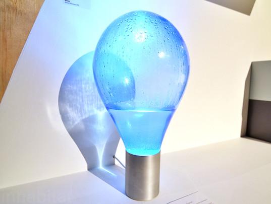 lampada peças de ecodesign
