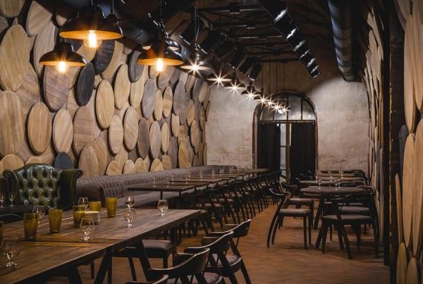 Bar tem decora o com materiais reaproveitados sustentarqui for Chicago house music classics