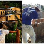 ONGs que constroem casas e esperança