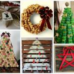 Decoração de Natal Sustentável: 10 dicas de enfeites