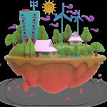 Como produzir energia eólica com microgeradores