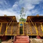 A casa de bambu de Benjamin Garcia Saxe