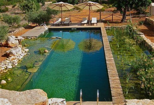 Piscinas Ecológicas Ibiza