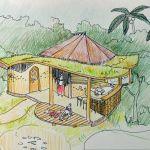 Projeto ecológico para um centro de gestantes na Bahia