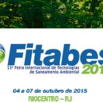 Feira Internacional de Tecnologias de Saneamento Ambiental – Fitabes