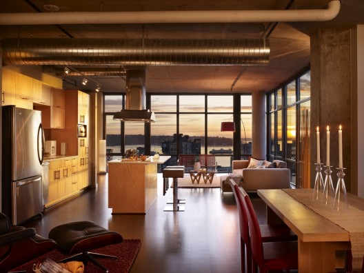 Mosler Lofts - Loft Sustentável