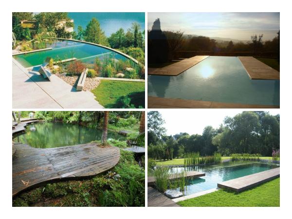 10 piscinas ecológicas: para inspirar e refrescar - SustentArqui