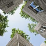 House for Trees: Uma casa para árvores no Vietnã
