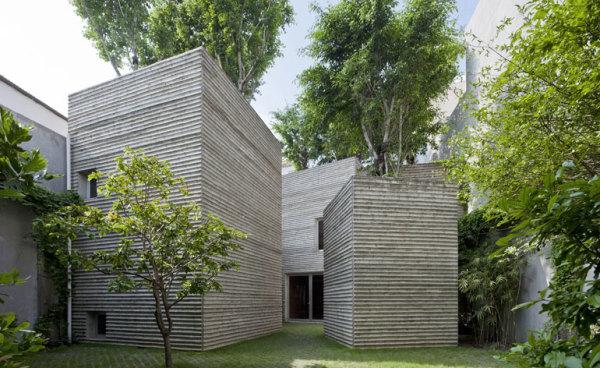 Casa para árvores