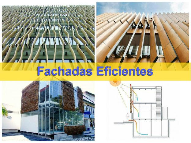 Fachadas Eficientes - greenbuilding