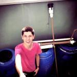 Aproveitamento de água caseiro criado por jovem inventor