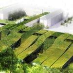 Telhados verdes e/ou painéis solares serão obrigatórios na França