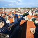 Munique: 100% energia renovável