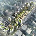 Green Dunes: Parque Sustentável em Pequim