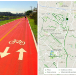 Google Maps para ciclistas: As ciclovias chegaram ao serviço de mapas do Google no Brasil!