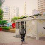 Estabike – Projeto da Prefeitura do Rio para incentivar o uso da bicicleta