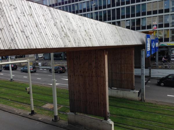 ponte para pedestres na Holanda via crowfounding