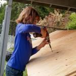 Com apenas 9 anos americana constrói casas para desabrigados