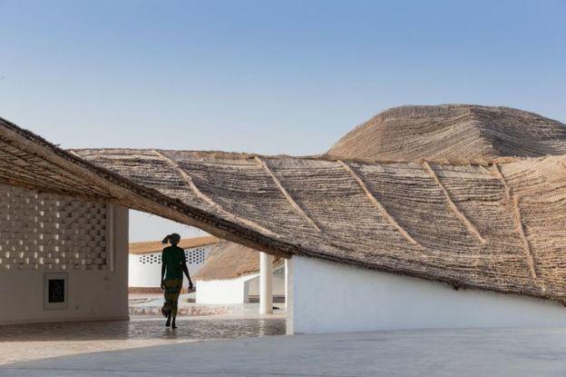 sengal Thread - construção natural