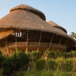 Green School: escola construída com bambu em Bali
