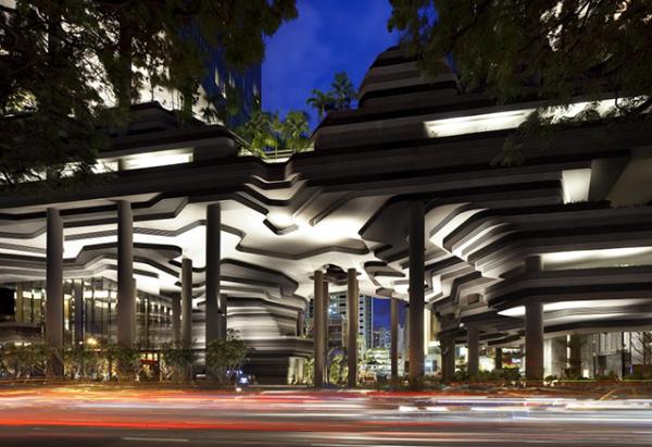 Parkroyal  em singapura
