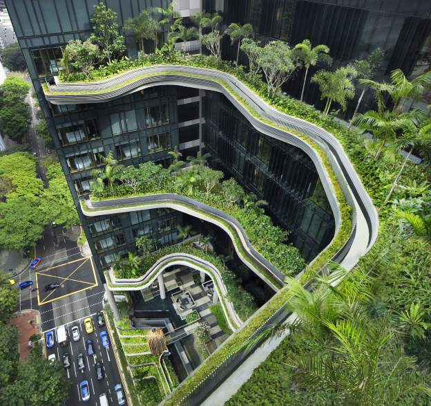 Parkroyal em cingapura