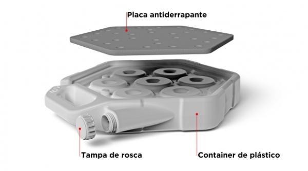 aguawell - equipamento para reaproveitar a água do chuveiro