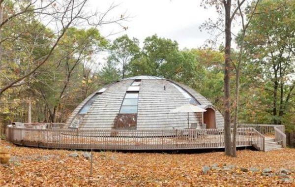 casa domo sustentável