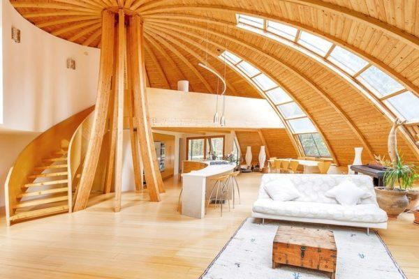 casa domo sustentável i
